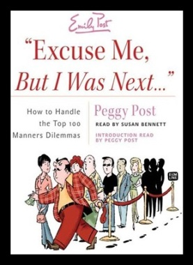 peggy post book on rudeness